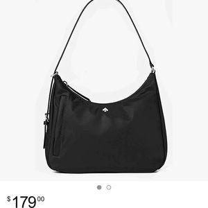 Kate Spade Jae Medium Nylon Shoulder Bag FIRM